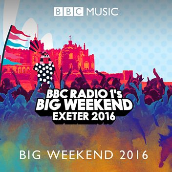 Radio 1's Big Weekend 2016