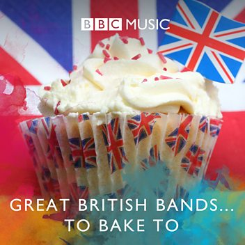 Great British Bands... To Bake To