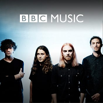 Radio 1's Artist Takeover: Pulled Apart by Horses' Playlist