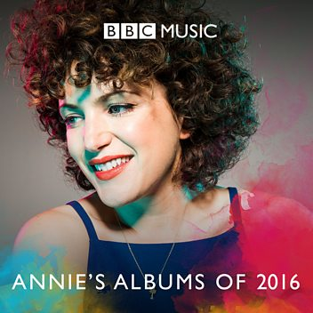Annie Mac's Albums Of The Year 2016