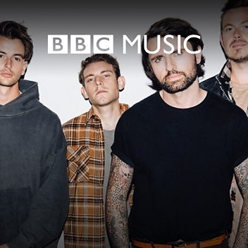 Radio 1's Artist Takeover: Lower Than Atlantis