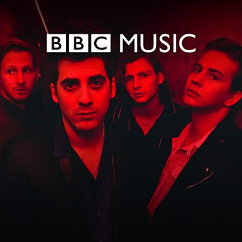 Radio 1's Artist Takeover: Circa Waves
