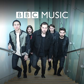 Radio 1's Artist Takeover: You Me at Six