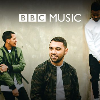Radio 1's Artist Takeover: Disciples