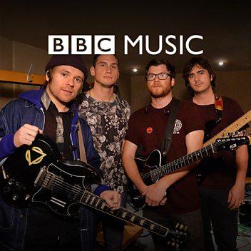 Radio 1's Artist Takeover: Enter Shikari