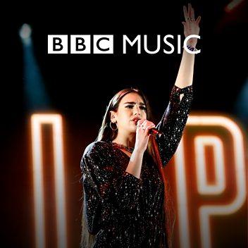 Radio 1's Artist Takeover: Dua Lipa