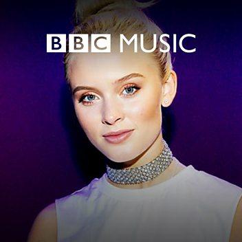 Radio 1's Artist Takeover: Zara Larsson