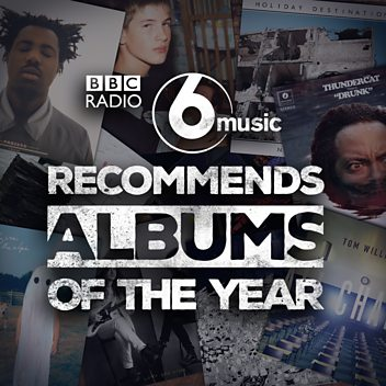 6 Music Recommends: Albums of the Year 2017