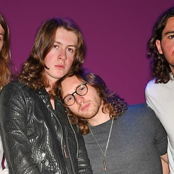 Radio 1's Artist Takeover: Blossoms