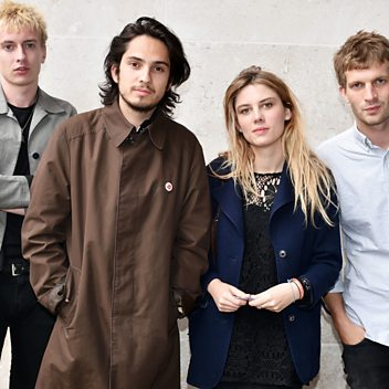 Radio 1's Artist Takeover: Wolf Alice