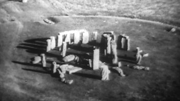 Programme image from Buried Treasure: Stonehenge