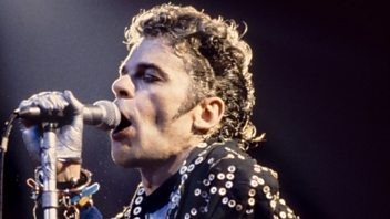 Programme image from Great Lives: Ian Dury