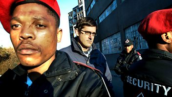 Programme image from Louis Theroux: Law and Disorder in Johannesburg