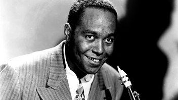Screen image from Ken Clarke's Jazz Greats: Episode 1: Charlie Parker