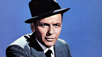 Screen image from Great Lives: Episode 5: Frank Sinatra