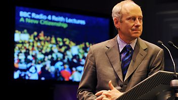 Programme image from The Reith Lectures: Episode 4: A New Politics of the Common Good