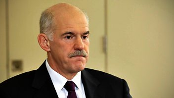 Programme image from Profile: George Papandreou