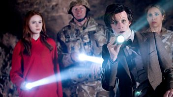 Programme image from Doctor Who: Episode 4: The Time of Angels