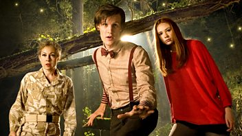 Programme image from Doctor Who: Episode 5: Flesh and Stone