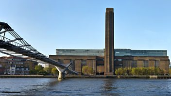 Programme image from Front Row: Ten Years of Tate Modern