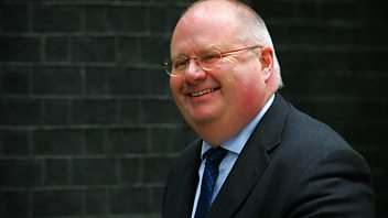 Programme image from Profile: Eric Pickles