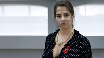 Programme image from Desert Island Discs: Tracey Emin
