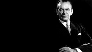 Programme image from Desert Island Discs: Sir Malcolm Sargent