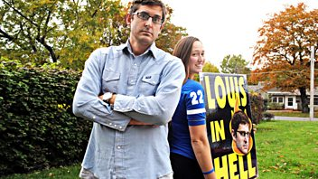 Programme image from Louis Theroux: America's Most Hated Family in Crisis