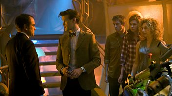 Programme image from Doctor Who: Episode 2: Day of the Moon