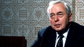 Programme image from The Prime Ministers: Episode 7: Harold Wilson