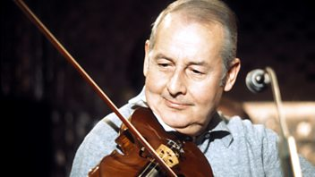 Programme image from Jazz Library: Stephane Grappelli