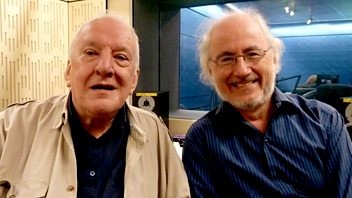 Programme image from The Lebrecht Interview: Richard Rodney Bennett
