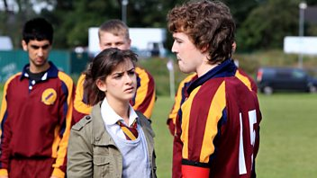Programme image from Waterloo Road: Episode 14