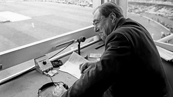 Programme image from Archive on 4: John Arlott: Cricket's Radical Voice