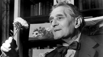Programme image from Desert Island Discs: Bransby Williams