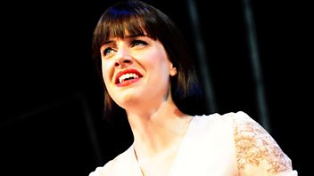 Programme image from Woman's Hour: Michelle Ryan in Cabaret, Judy Finnigan, International Day of the Girl