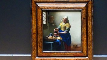 Programme image from Front Row: Rijksmuseum reopens; Spring Breakers