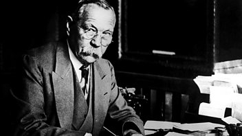 Programme image from Great Lives: Sir Arthur Conan Doyle