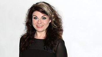 Programme image from Saturday Live: Caitlin Moran, Murray Lachlan Young, John McCarthy in Kosovo, Bonnie Tyler's Inheritance Tracks