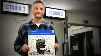Programme image from Mastertapes: Episode 1: Billy Bragg