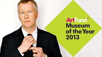 Programme image from Front Row: Museum of the Year 2013