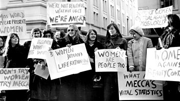 Programme image from Woman's Hour: Radical feminism; Children and bereavement