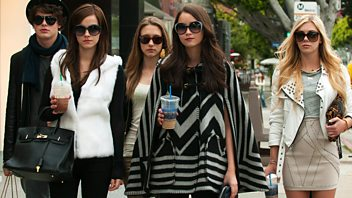 Programme image from Front Row: Emma Watson in The Bling Ring, Anna Chancellor, Clarke Peters' Cultural Exchange