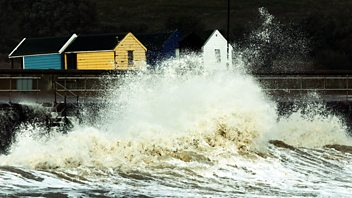 Programme image from Twenty Minutes: Stormy Weather