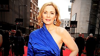 Programme image from Woman's Hour: Kim Cattrall