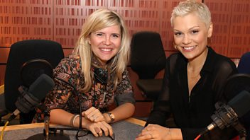 Programme image from Woman's Hour: Weekend Woman's Hour: Jessie J