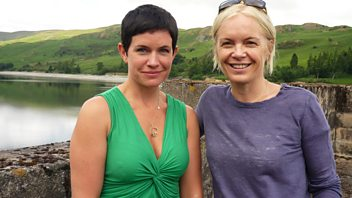 Programme image from Open Book: Literary Landscapes - The Lake District with Sarah Hall