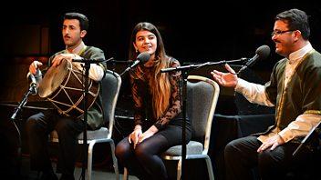 Programme image from Woman's Hour: Marks and Spencer; Radio 3 World Routes Academy Fidan Hajiyeva