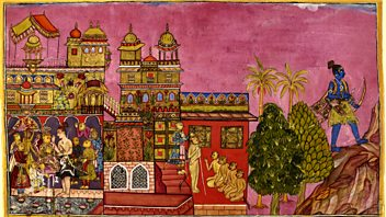 Programme image from Start the Week: Greek myth and the Indian epic Ramayana