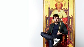Programme image from Front Row: David Tennant and Gregory Doran; Bill Bryson; Sex on film and TV